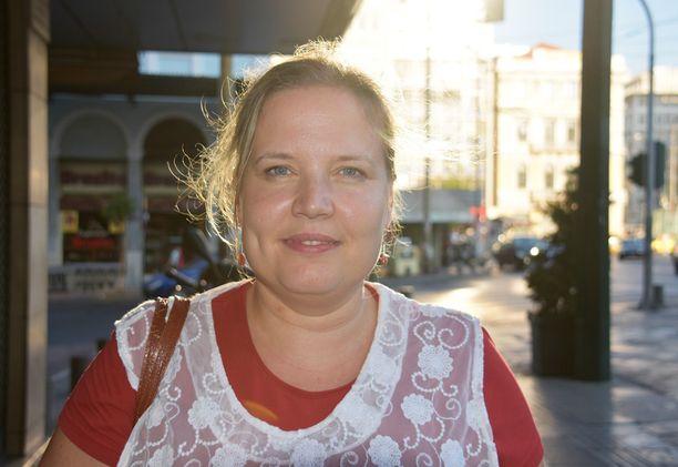 Liisa Puhalainen kohtaa työssään toinen toistaan karmeampia ihmiskohtaloita.
