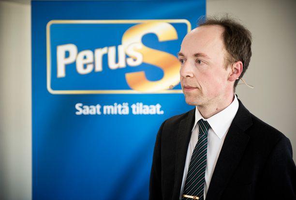 Jussi Halla-Aho ilmoitti ettei lähde ehdokkaaksi eduskuntavaaleihin.