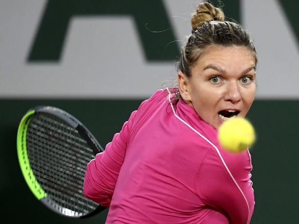 Simona Halepia ei enää nähdä Ranskan avoimissa.