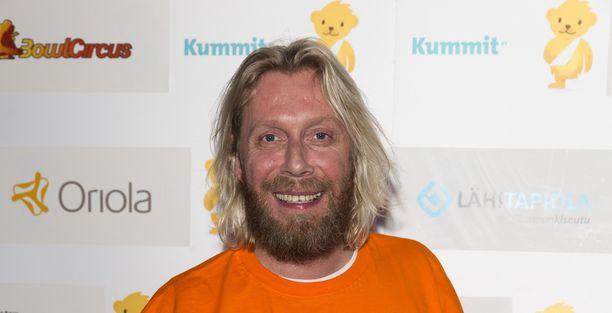 Kimmo Vehviläinen on kahden tyttären isä.