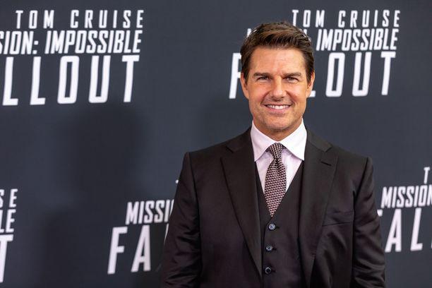 Tom Cruise tunnetaan esimerkiksi elokuvista Maailmojen sota, Viimeinen samurai ja Vanilla Sky.