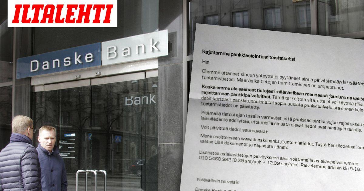 Danske Bank Verkkopankki Kirjautuminen