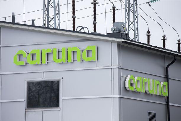 Carunan sähkönjakeluhinnat nousevat marraskuussa.