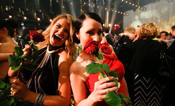 Erika vai Nina? Taistelu naisten kruunusta voidaan käydä näiden kahden naisen välillä.