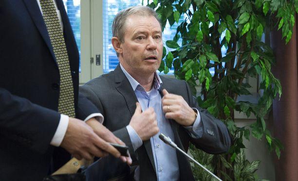 Keke Armstrong hävisi vuosi sitten työriita-asiansa Ilves Edustus Oy:lle Pirkanmaan käräjäoikeudessa.