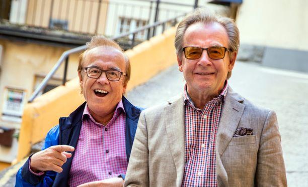 Matti Ja Teppo palasivat juuri Espanjan FugeFesteiltä.