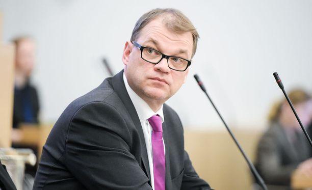Pääministeri Juha Sipilän johtama EU-ministerivaliokunta kokoontuu tänään ylimääräiseen kokoukseen.