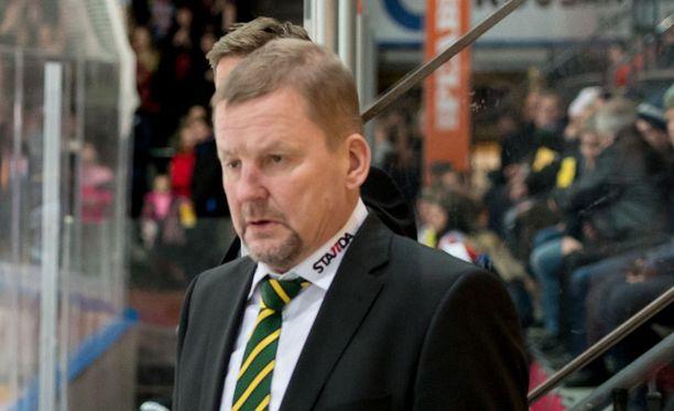 Kari Heikkilän Ilves koki katkeran tappion HPK:n vieraana.
