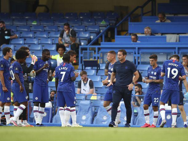 Frank Lampardin manageroima Chelsea on rakentamassa uutta tulemista absoluuttiselle huipulle jättisatsauksi.