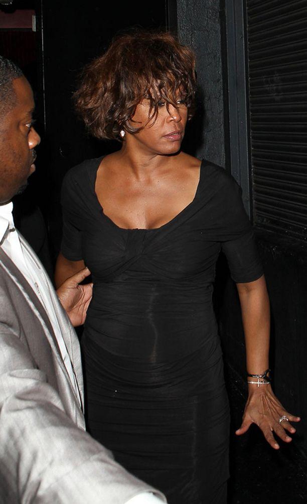 Tämä jäi viimeiseksi kuvaksi Whitneystä.