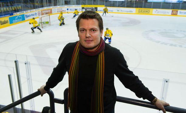 KalPa kunnioittaa Sami Kapasen uraa 24. lokakuuta.