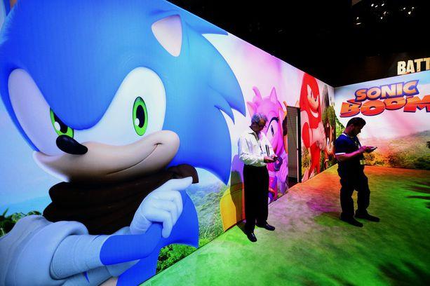Sonic-siili on yksi maailman tunnetuimmista videopelihahmoista.