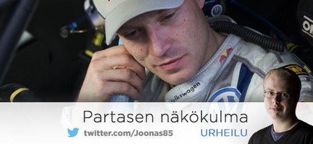 Ruotsin MM-rallin tulokset olivat Jari-Matti Latvalan kannalta huonoimmat mahdolliset.