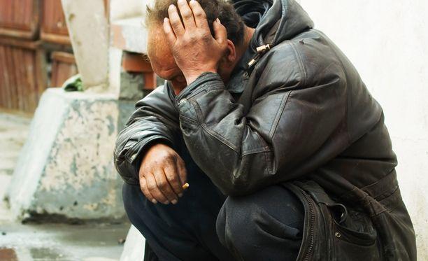 Kodittomien auttamiseksi tarkoitetut merkit heitettiin romukoppaan. Kuva ei liity tapaukseen.