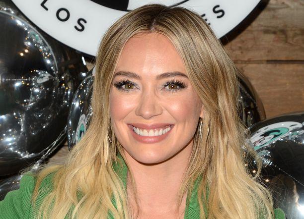Hilary Duff kertoi kärsineensä pahoista kivuista raskautensa aikana.