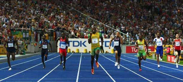 Usain Bolt voitti 200 metriä huimalla 62 sadasosan marginaalilla!