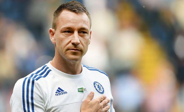 Tätä herraa ei enää nähdä tämän kauden jälkeen Chelsean paidassa.