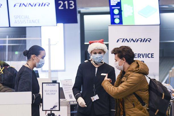Testaus pelaa nyt Helsinki-Vantaalla, vakuuttaa sosiaali- ja terveystoimen apulaiskaupunginjohtaja Timo Aronkytö.