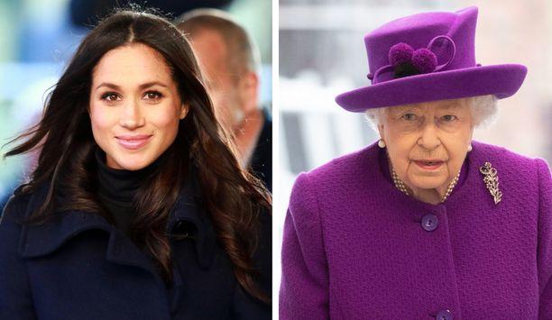 Meghan haluaa edelleen käyttää Sussex Royal -nimeä hänen ja Harryn brändäämisessä.