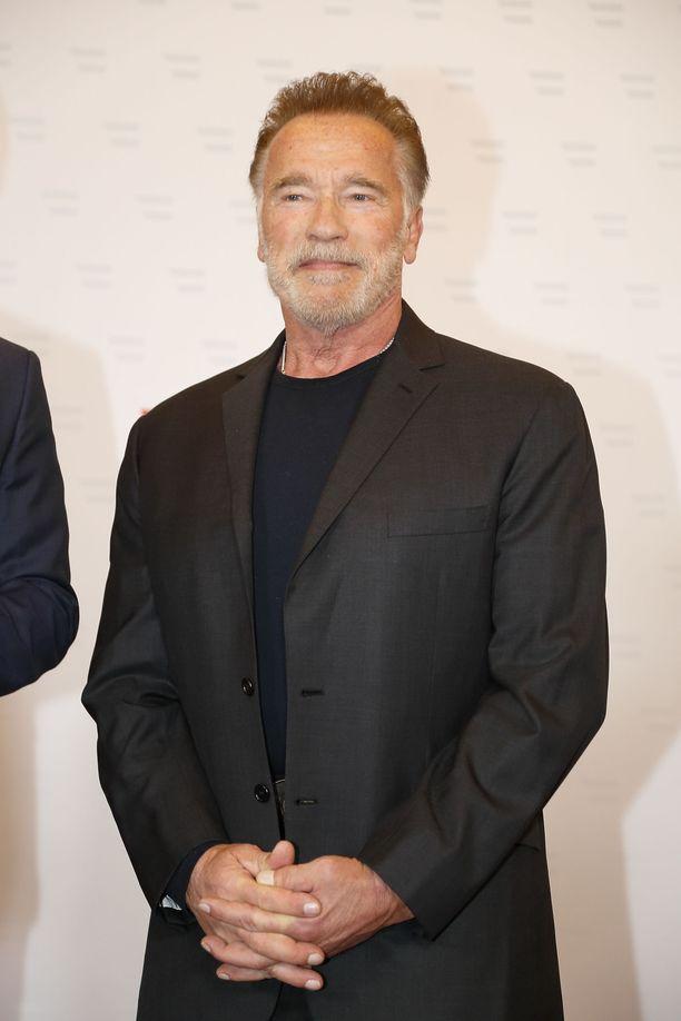 Arnold Schwarzenegger kasvoi pienessä itävaltalaiskylässä.