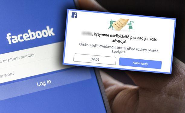 Facebook ilmoittaa, että vastausten perusteella kehitetään palvelua. Vastausten perusteella yhtiö saa kuitenkin tärkeää tietoa siitä, miten käyttäjät suhtautuvat nykyään Facebookiin.
