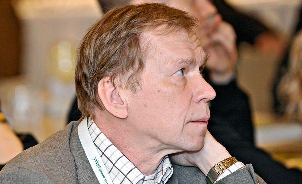 ADT:n Timo Seppälän korviin ei vielä ole kantautunut tietoja uusista vuoden 2005 MM-käryistä.