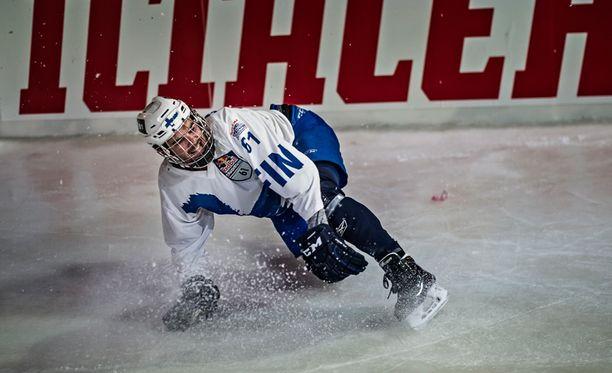 Viidenneksi sijoittunut Jouhkimainen kertoi, ettei ole koskaan laskenut yhtä huonolla jäällä.