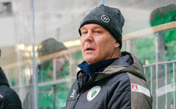 Raimo Summanen aloitti Olimpijan päävalmentajana tammikuussa.