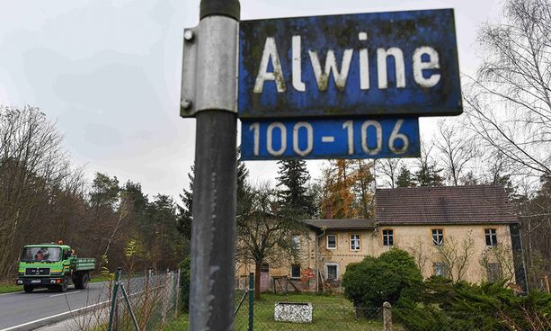 Alwinessa asuu vain eläkeläisiä.
