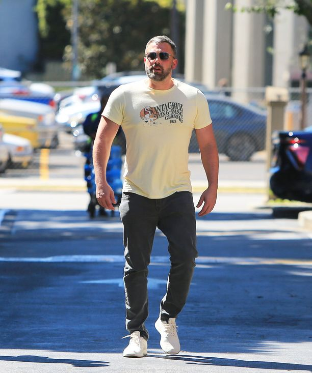 Ben Affleckin on arveltu kasvattaneen lihasmassaa elokuvarooliaan varten.