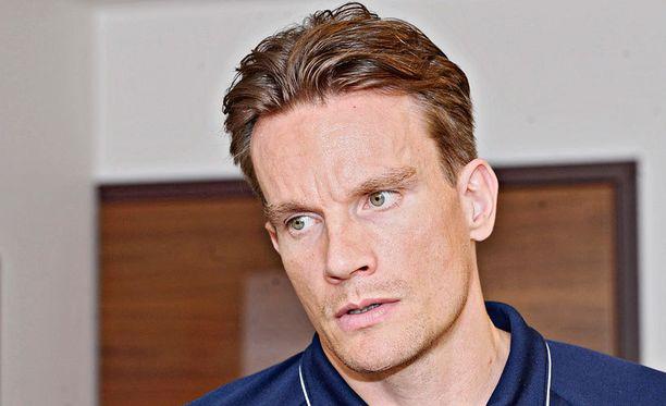 Tuomas Sammelvuo ei pystynyt johtamaan Suomea EM-välieriin.