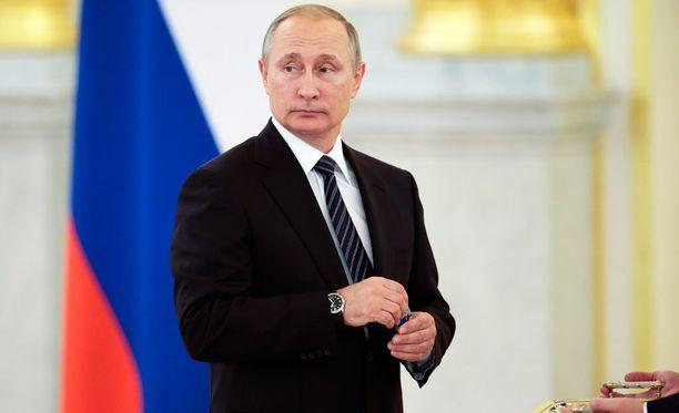 Venäjällä juhlistetaan tänään Rion olympiajoukkuetta Vladimir Putinin johdolla.