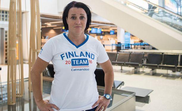Maarit Teuronen jätti Katie Taylorin valmentajan kritiikin omaan arvoonsa.