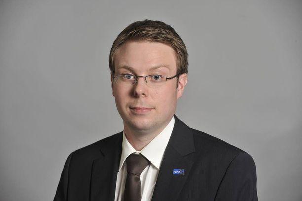 Veli-Matti Saarakkala