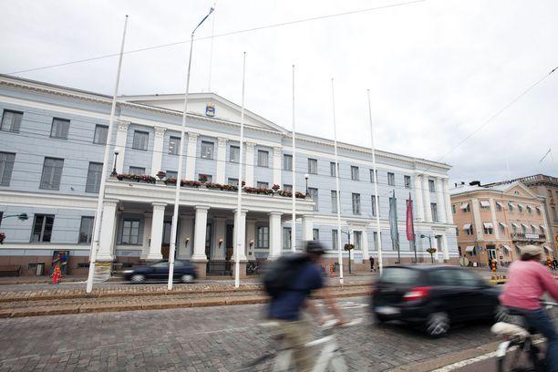 Helsingin kaupungin korkea virkamies on saanut potkut.