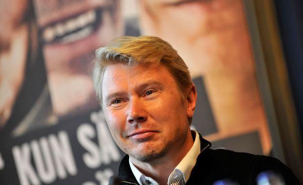 Mika Häkkinen arvostaa Valtteri Bottasta suuresti.