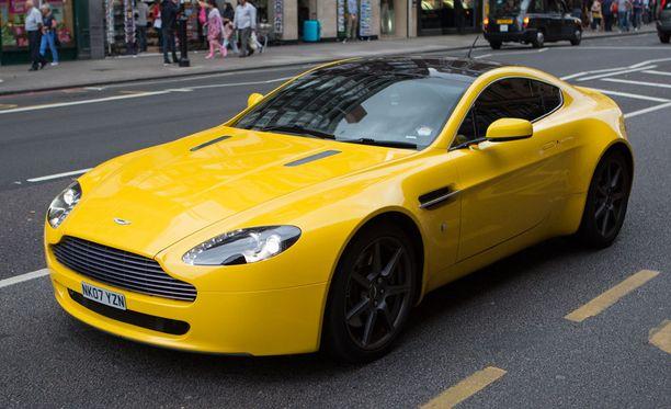 Palmerin puheiden perusteella voidaan päätellä, että Aston Martinit tulevat jatkossakin näyttämään enemmän tältä kuin katumaasturilta.