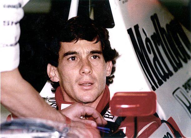 Ayrton Senna herätti Juuselan F1-rakkauden lopullisesti.