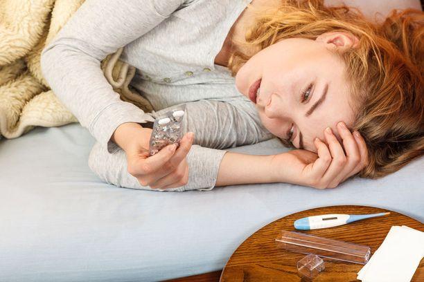 Flunssan paras ehkäisykeino on edelleen käsienpesu saippualla ja vedellä.