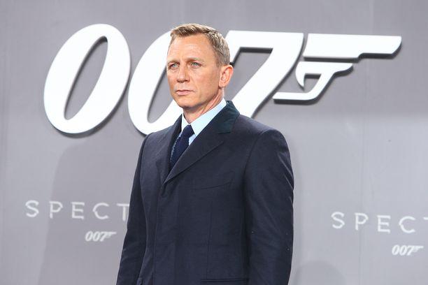 Daniel Craig aloitti James Bondina elokuvassa Casino Royale vuonna 2006.