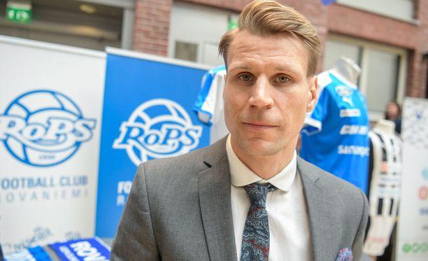 Toni Koskela hinaa RoPS:aa voitosta voittoon.