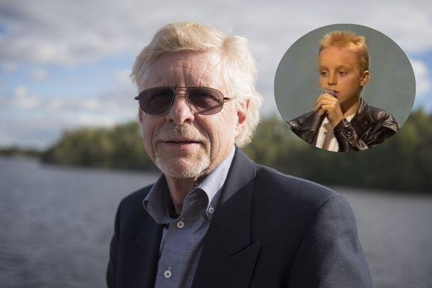 Seppo Hovi muistelee Tenavatähti-ohjelmaa ja Koivusta lämmöllä.