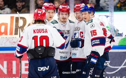 Ilves hukkasi kolme läpiajoa – Atte Engren rakensi muurin IFK:n maalin eteen