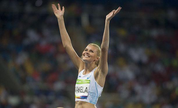 Kristiina Mäkelän valmistautuminen MM-kisoihin oli vaikea.