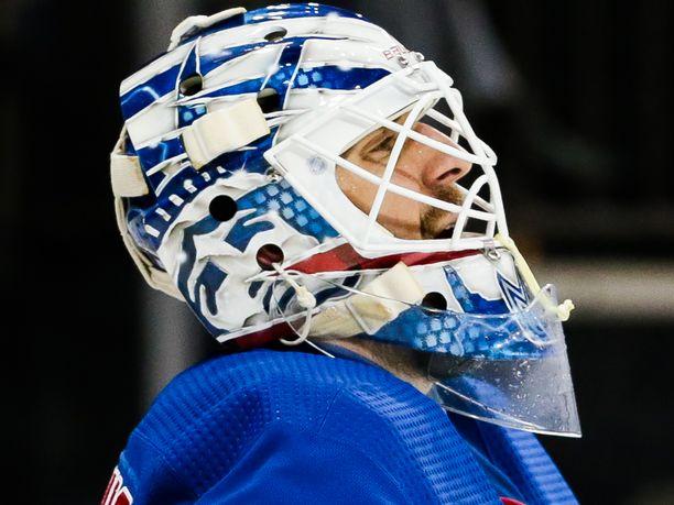 Henrik Lundqvist ei päässyt aloittamaan tätä kautta Washington Capitalsissa.
