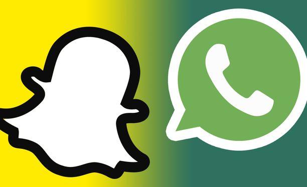 Snapchat jatkaa taisteluaan Facebookia vastaan.