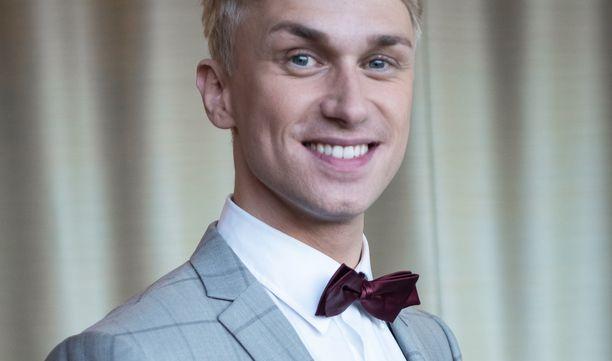 Putous on ollut Christoffer Strandbergille ponnahduslauta uralla.