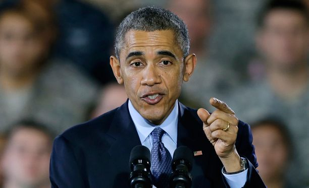 Presidentti Barack Obama on aiemmin vastustanut pakotteita.