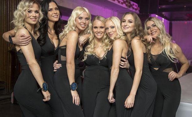 Miss Helsinki -ehdokkainen kisa huipentuu tänään.