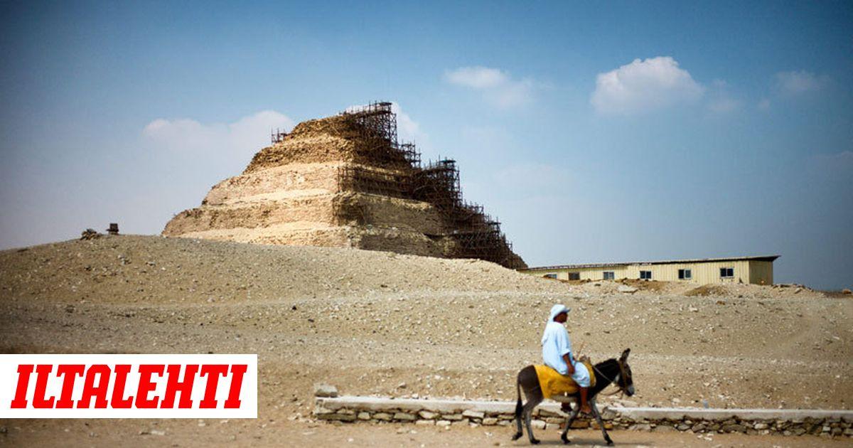 Vanhin Pyramidi